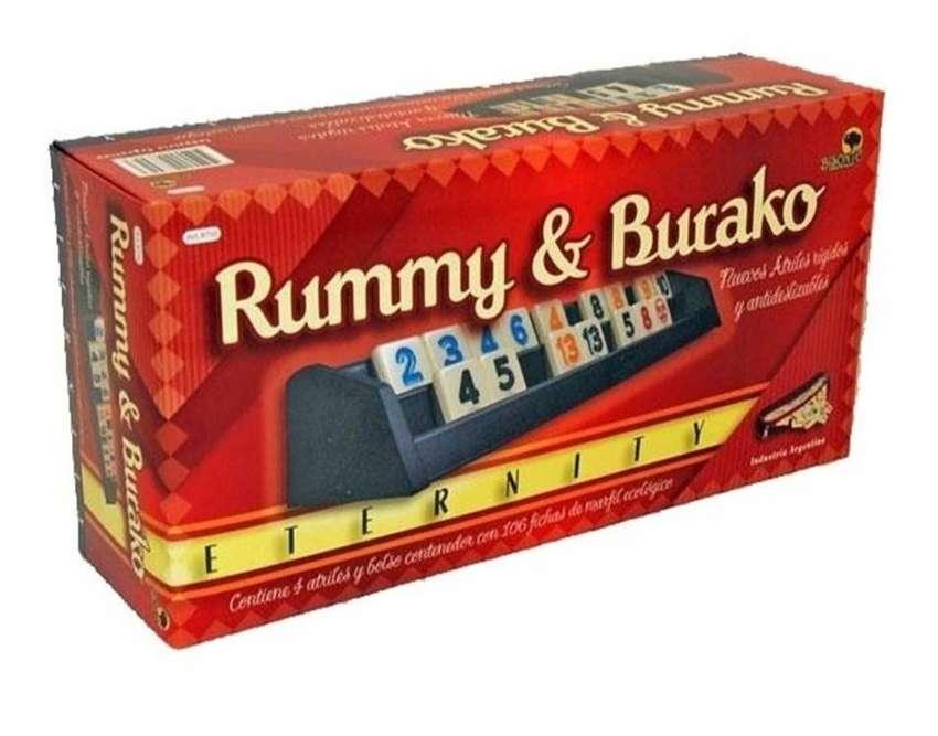 RUMMY & BURAKO MARCA BISONTE EDICIÓN ETERNITY 0