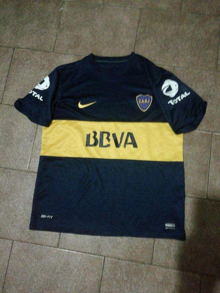 Camiseta de Boca Bbva Total Nike L Nueva 0