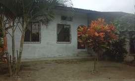 Villa vacacional en Naranjal