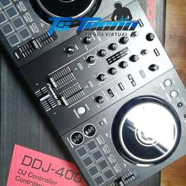 Controlador Pioneer DDJ 400 Nuevos en caja cerrada