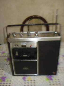 Radiograbador National Panasonic Rf 7270 Japan Sin Sonido