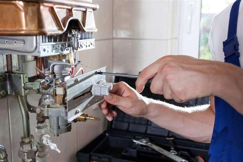 Reparacion de calefones, termotanques, cocina, estufas las 24hs a su disposicion urgencias. 0