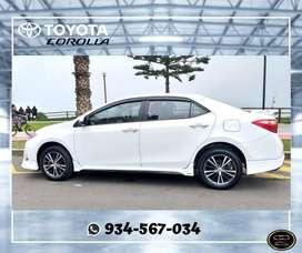 ALQUILER  / RENT A CAR  - TOYOTA COROLLA