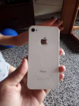 Se vende iphone 4 para REPUESTO