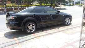 Mazda 6 como nuevo y rines de lujo