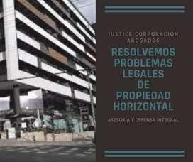 Abogados LOJA Justice Corp. RESOLVEMOS PROBLEMAS LEGALES DE PROPIEDAD HORIZONTAL