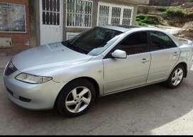 Ganga Vendo Hermoso Mazda 6  Modelo 2004