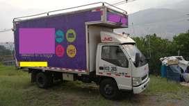 Furgon Camion JMC