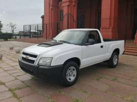 2011 Chevrolet S10 Nafta Pick Up Full