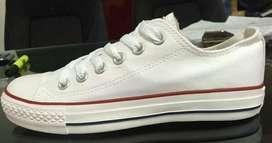 Converse All Star Blancos Unisex