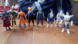 Figuras de Dragon Ball Movibles