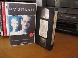 El visitante 1999 VHS ARG Almafuerte Julio Cháves