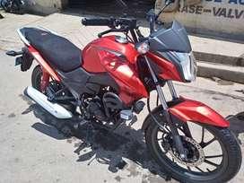 Vendo Honda CB125F, excelente estado
