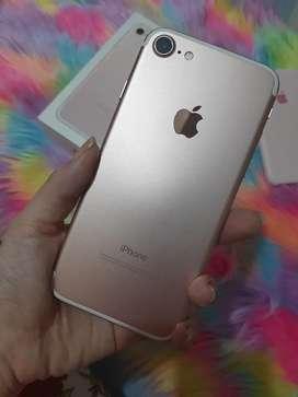 Iphone 7 de 32GB oro rosa