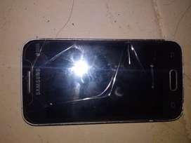 Vendo teléfono Samsung galaxy ACE 4 Lite tiene la tapa rota de resto bien