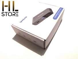 Unnlink USB3.0 juego UVC  captura de vídeo 1080 @ 60Hz grabación en vivo Streaming