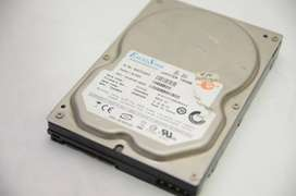 Disco duro de 160 gb Sata para PC