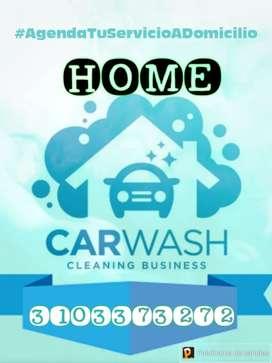HOME CARWASH - LAVAMOS TU AUTO A DOMICILIO