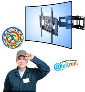 Bases soportes tv servicios de montajes hoy y todos los festivos