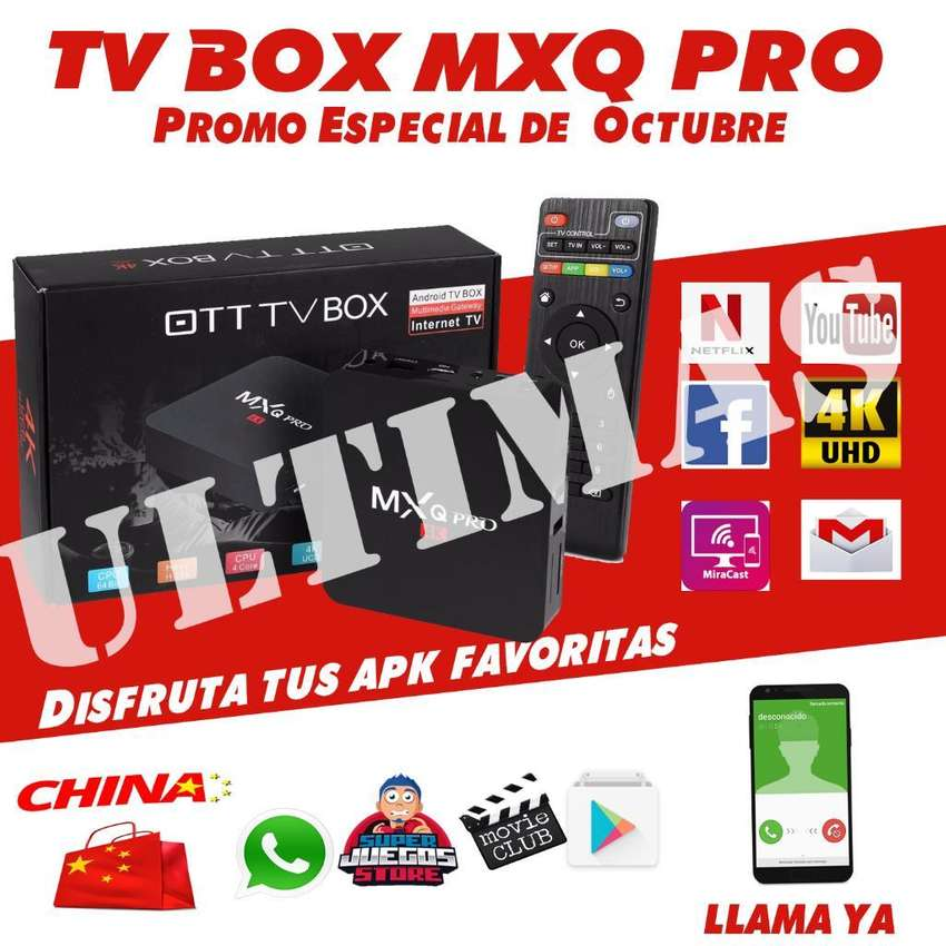 Tv Box 1 Meses Netflix Gratis 0