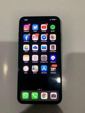 Vendo iphone XS MAX 64gb, 4 meses de uso