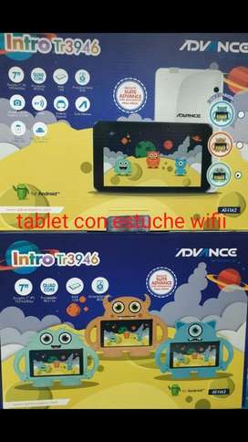 Tablet Advance 7 con Chip