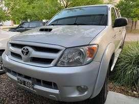 Toyota hilux modelo 2008 sr 3.0 diesel