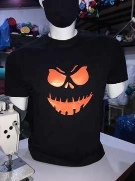 Camiseta Halloween