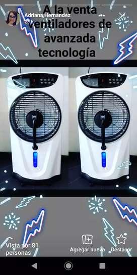 Ventilador de alta tecnología y diversas funciones