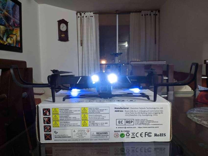 DRONE GPS WIFI CAMARA 4K E520S 0