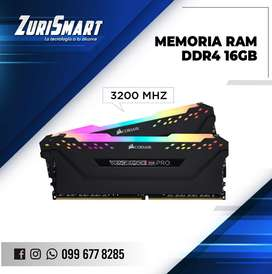 Ram 16gb 2 x 8GB