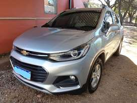 Vendo Chevrolet Tracker 2017 Impecable