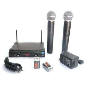 Micrófono Inalambrico Ealsen Es340 Nuevo