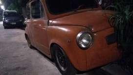 Fiat 600 R a armar