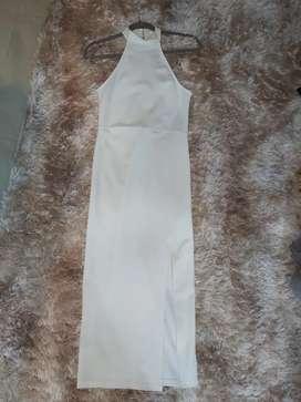 Vestido largo Forever 21 talla S