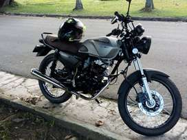 Moto NKD 125 modelo 2020