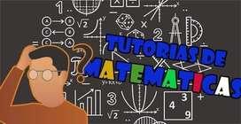Tutorias de matemáticas, fisica e inglés