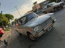 Vendo Fiat 1500 De Coleccion 65.000 Km Reales Al Dia Con 08 En Blanco
