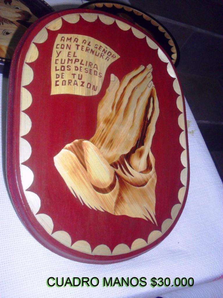ARTESANIAS EN TAMO Artesanías hechas a mano 0