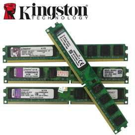 Kingston Ddr3 4gb 1600