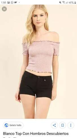 Crop Tops Varios