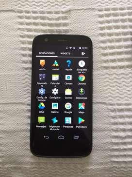 Celular Motorola.