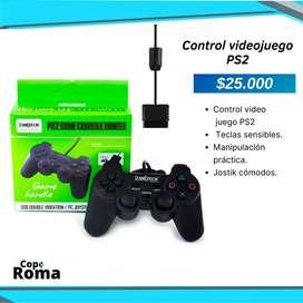 Control de consola play  1,2