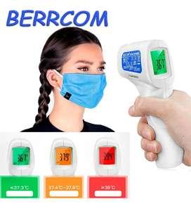 Termometro Infrarrojo Berrcom Certificado Reg Invima