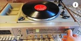 Restauracion equipos de sonido antiguos a su estado originaj