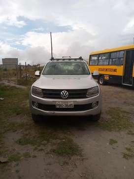 Vendo linda camioneta Volkswagen Amarok 2011 a toda prueba