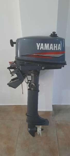 Motor yamaha 5 hp