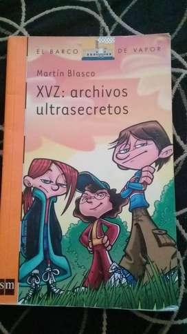 XVZ: Archivos Ultrasecretos