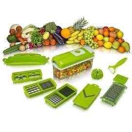 cortador de verduras multifuncional nice dicer