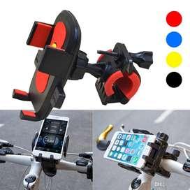 Soporte Pinza Bicicleta Bici Moto Premium P- iPhone 12 - iPhone 12 Pro - iPhone 12 Pro Max